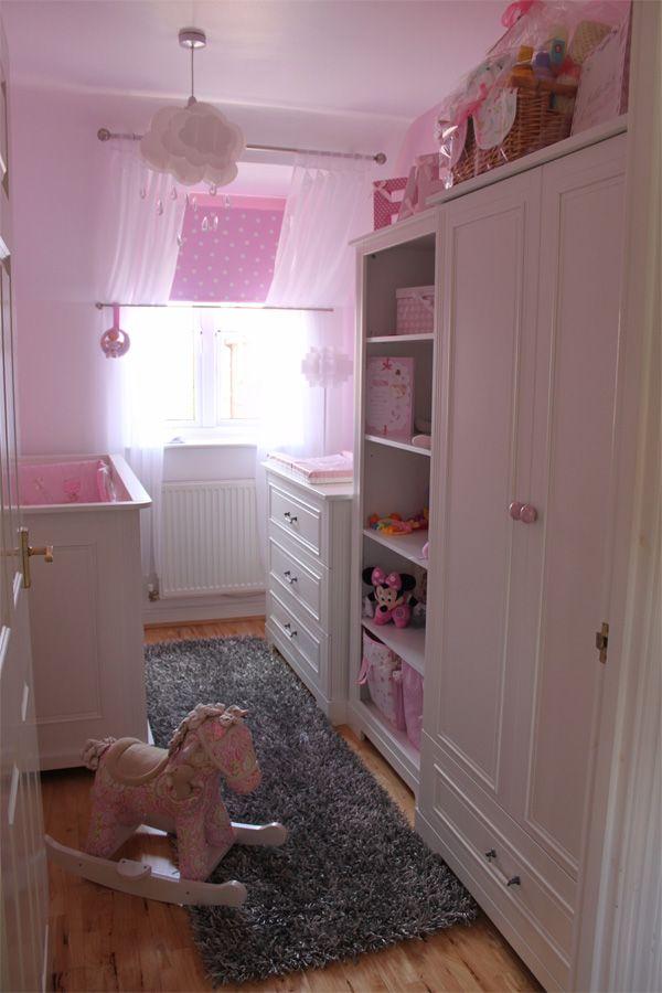 Daisy Stylish Nursery Furniture Set Including Large Wardrobe