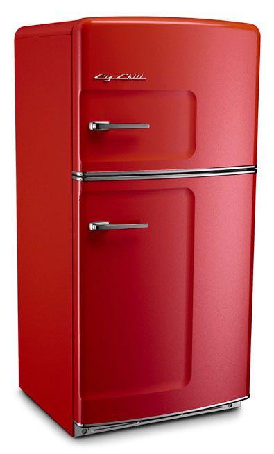 Red Refrigerators 10 Places To Buy One Retro Refrigerator