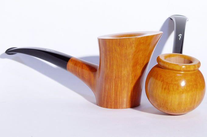 Pipe artigianali per fumatori realizzate da Maurizio Tombari ...