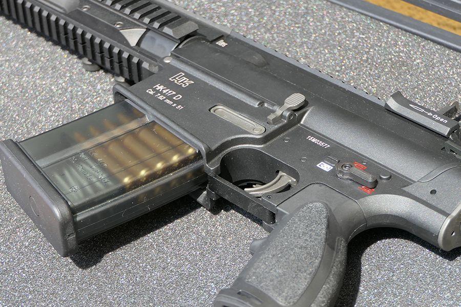 Heckler & Koch HK 417 20