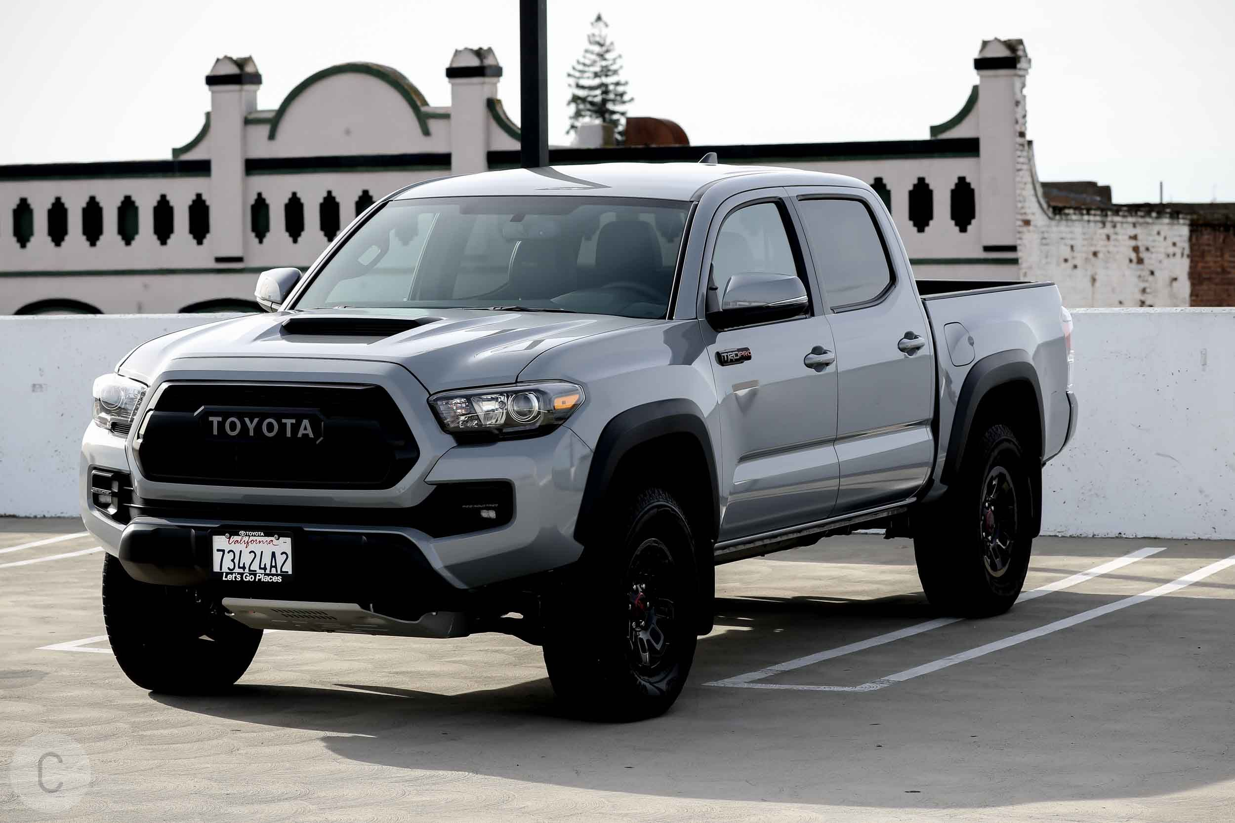 Grille Lights 2016 2020 Tacoma In 2020 Tacoma Truck Tacoma Trd