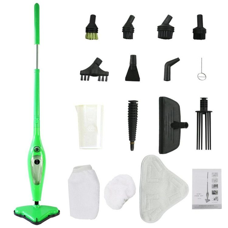 Steam Mop 12 In1 110v 220v Multifunction Home X12 Mop Steam Cleaners X12 1steam Cleaner Floor Carpet Vapor Sweepe Cleaning Appliances Steam Mop Steam Cleaners