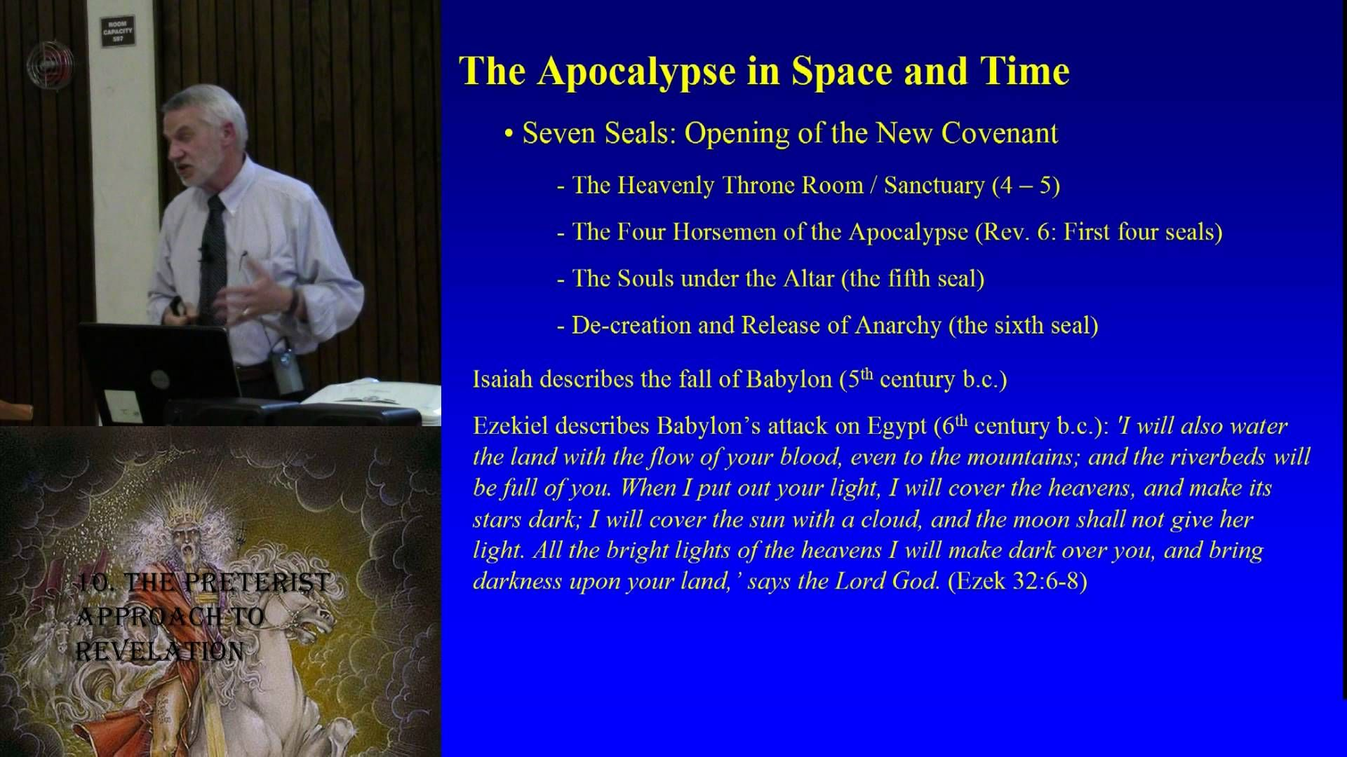 10. The Preterist Approach to Revelation