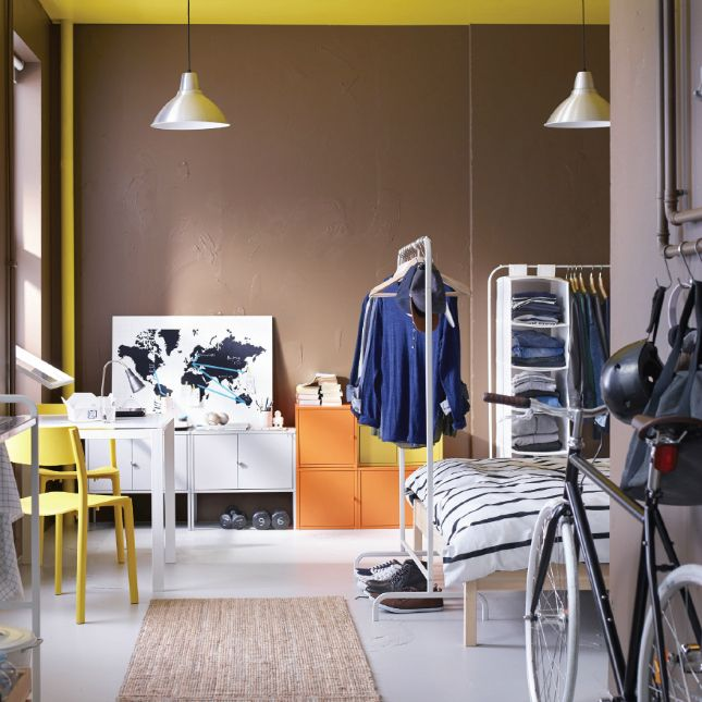 The Best Small Space Storage Ideas from the IKEA 2017 Catalog ...
