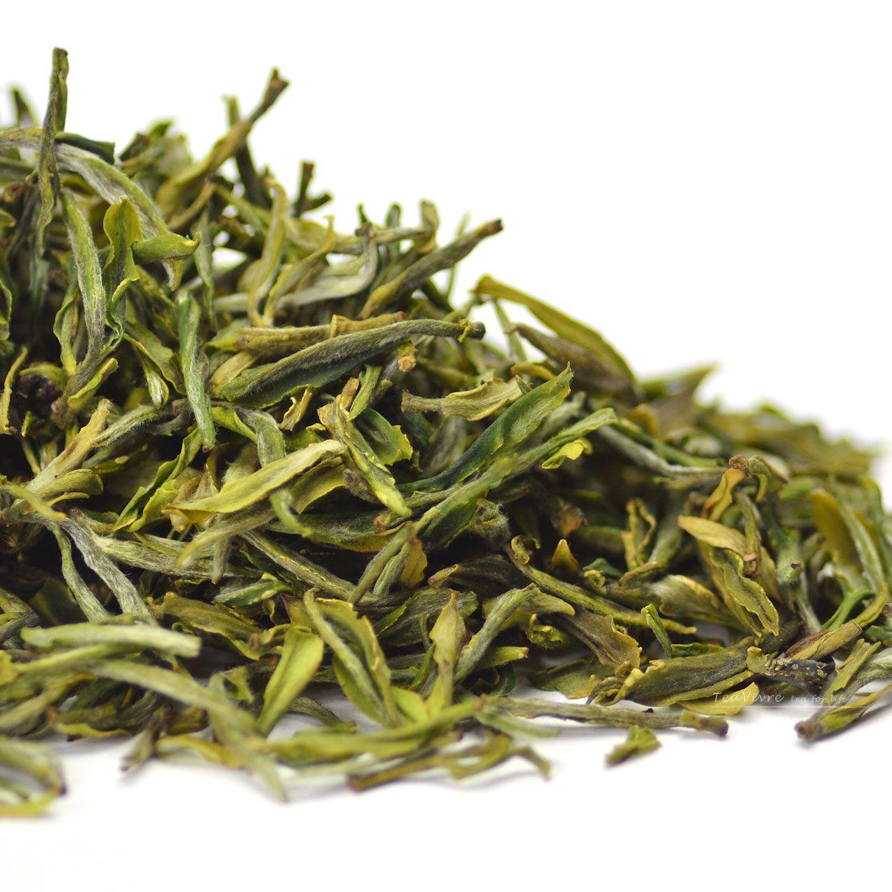 Nonpareil Te Gong Huang Shan Mao Feng Green Tea 2015