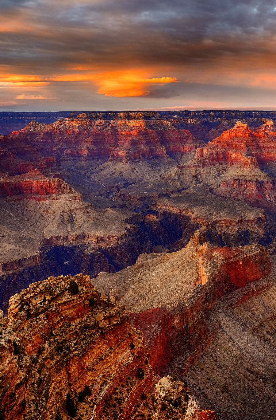 The Grand Canyon: Which Rim is the Best to Visit? - Mapping Megan