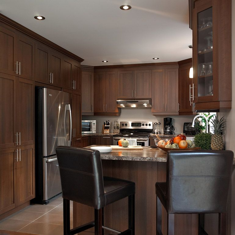 Comptoir en stratifi pour cuisine style transitionnel cuisine en 2019 fabricant cuisine - Comptoir pour cuisine ...