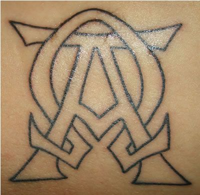 Best Tattoo Design Idea Pictures Alpha And Omega Tattoo Tattoos