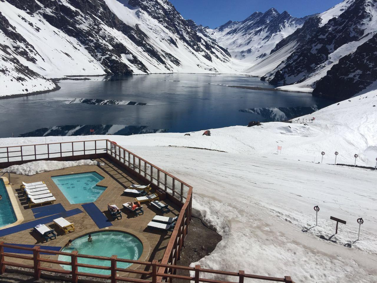 Vale nevado -Chile