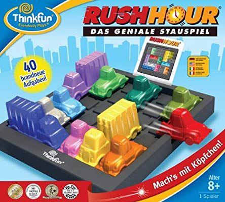 Rush Hour Spielanleitung
