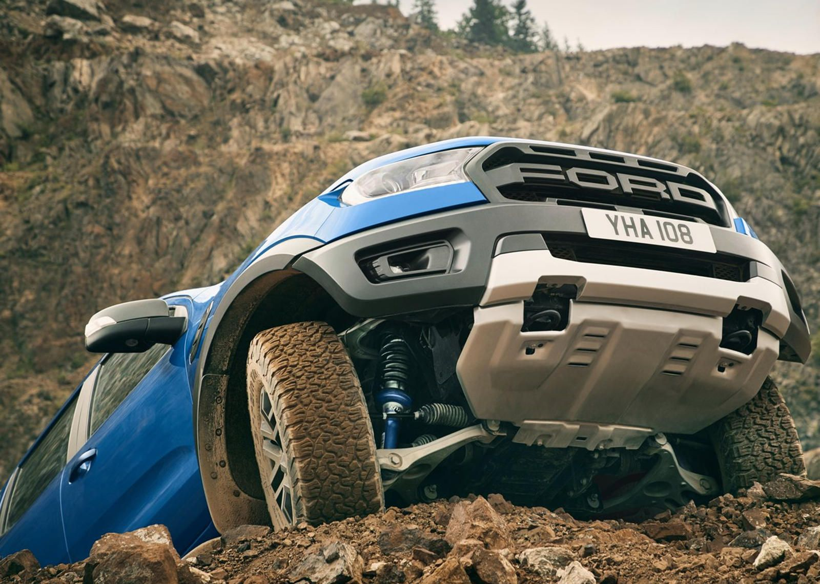 A 710 Hp Supercharged V8 Ford Ranger Raptor Is Coming A 710 Horsepower Mid Size Truck Sign Us Up 2020 Ford Ranger Ranger Ford