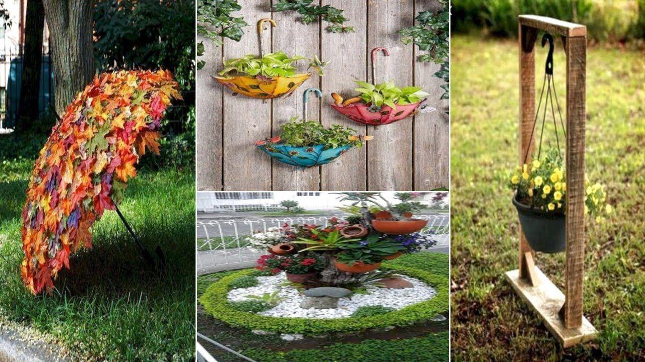 78 Best Spring Garden Decoration Ideas For Backyard Front Yard Garde Backyard Garden Front Yard Garden Creative Gardening Backyard garden ideas youtube