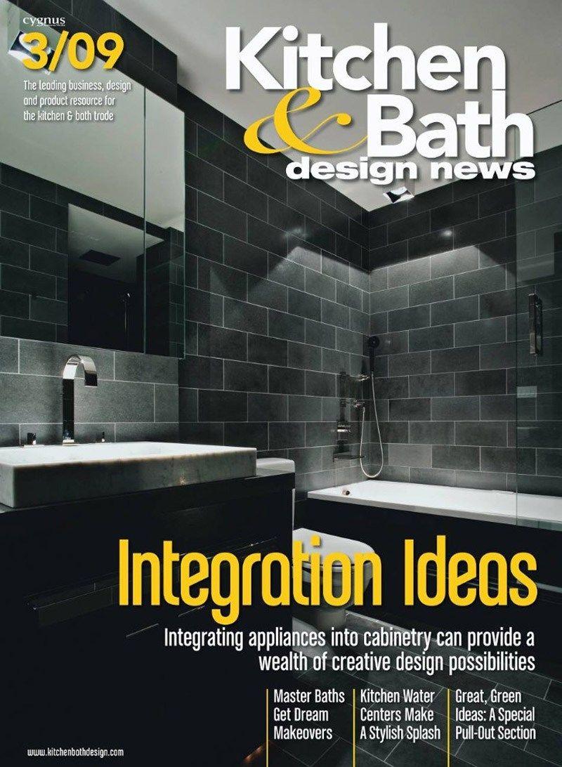 Bathroom Kitchen Update Existing Designer Magazine Design Photos