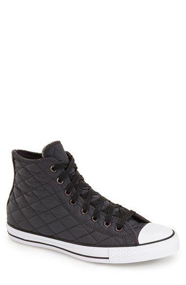 8ffa7c415aea Converse Chuck Taylor® All Star® Quilted High Top Sneaker (Men) available  at  Nordstrom