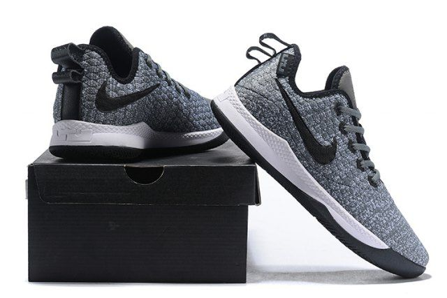 4b1a7b64970d1 Nike LeBron Witness 3 Men's Basketball Shoes Black Grey in 2019 ...