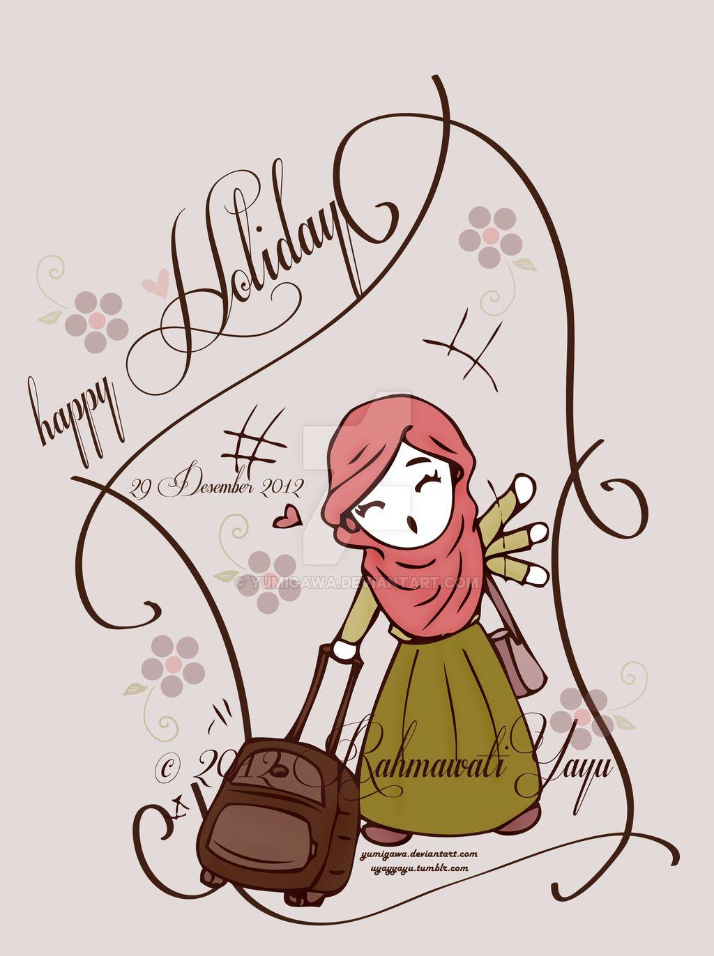 Koleksi 9800  Gambar Animasi Muslimah Kecewa HD Paling Baru