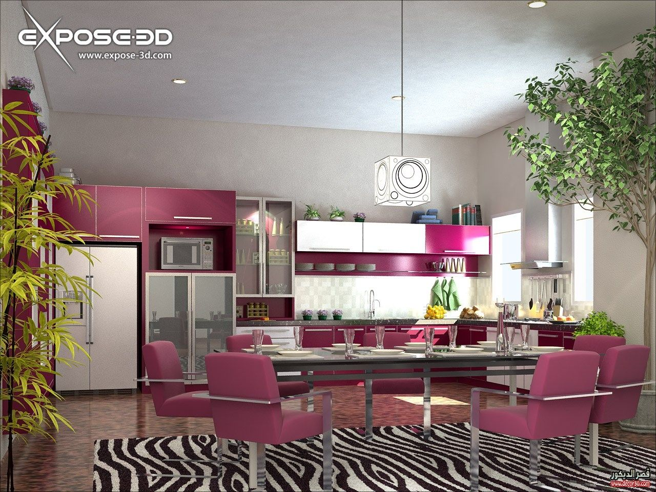 صور مطابخ الوميتال ناعمه Picture Of Alumital Soft Kitchens قصر الديكور Kitchen Design Color House Beautiful Kitchens Kitchen Decor Themes