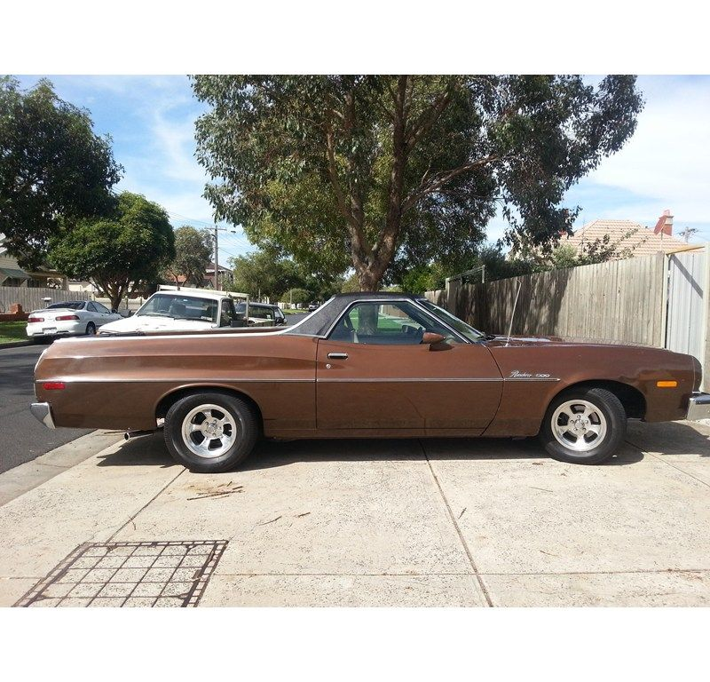 1974 FORD RANCHERO for sale | Trade Unique Cars Australia ...