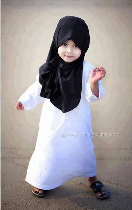 Model Baju Muslim Anak 2018