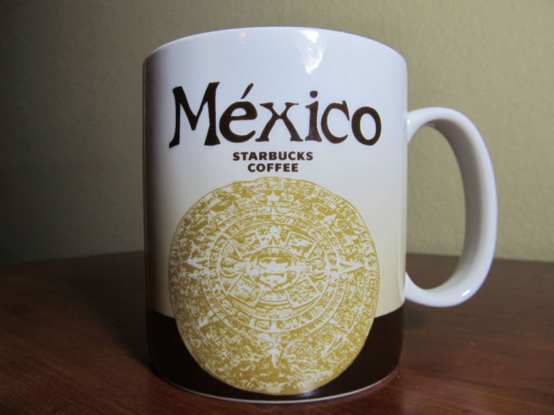 Mexico Starbucks Mug
