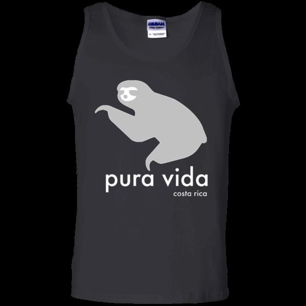 c0011e366 Tees · Punch Art · Hi everybody! Costa Rica Sloth Pura Vida Souvenir T-shirt  - Tank Top https