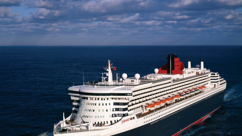 Eastbound Transatlantic Crossing M035a Cunard Luxury Cruise Cunard Cruise Cunard