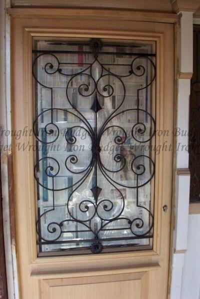 Wrought Iron Front Door Wrought Iron Front Door Iron Doors