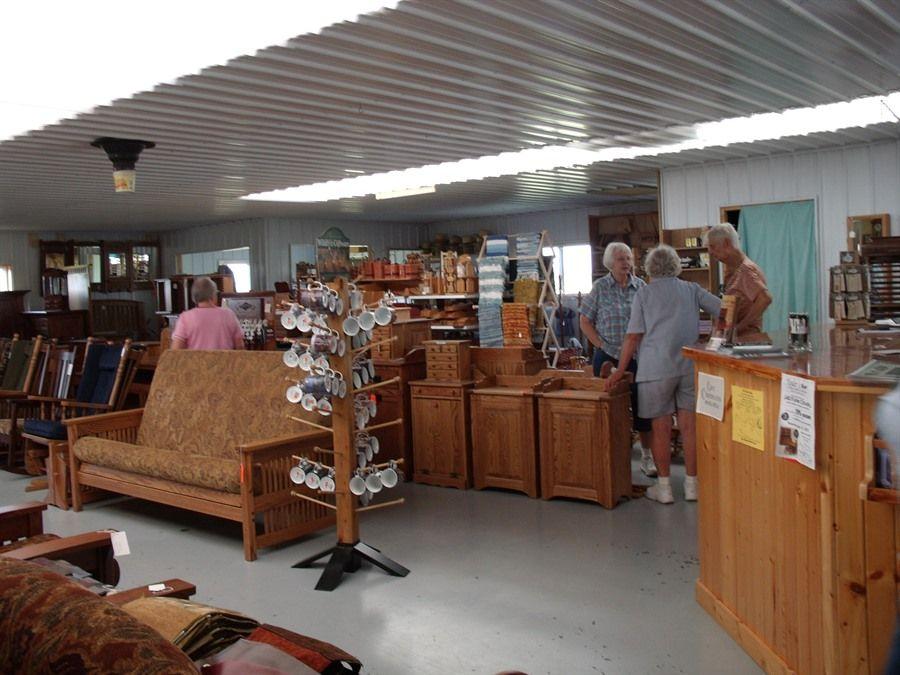 Yoder S Indian Creek Furniture Milton Iowa Iowa Travel Iowa