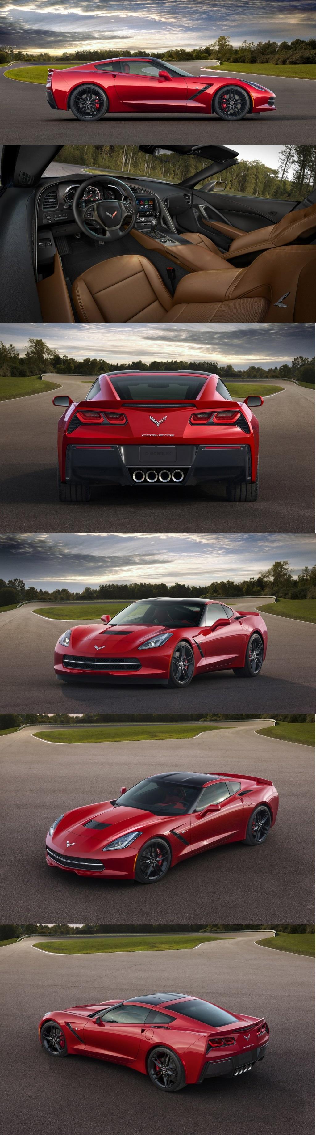 Luv those new Vettes--2014 Chevrolet Corvette Stingray