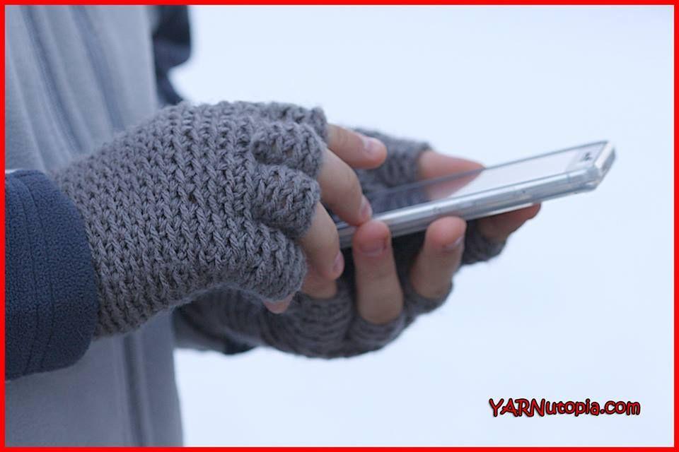 Crochet Tutorial: Freestyle Fingerless Gloves   Hände, Häkeln und Nähen