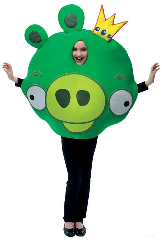 Angry Birds King Pig Child Costume #halloween #costumes