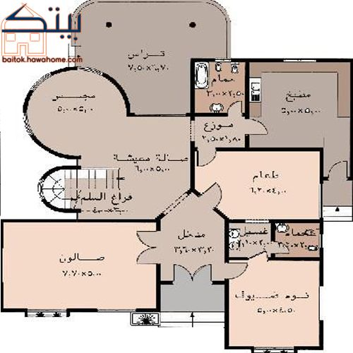 موقع مخططات منازل Model House Plan Classic House Design Family House Plans