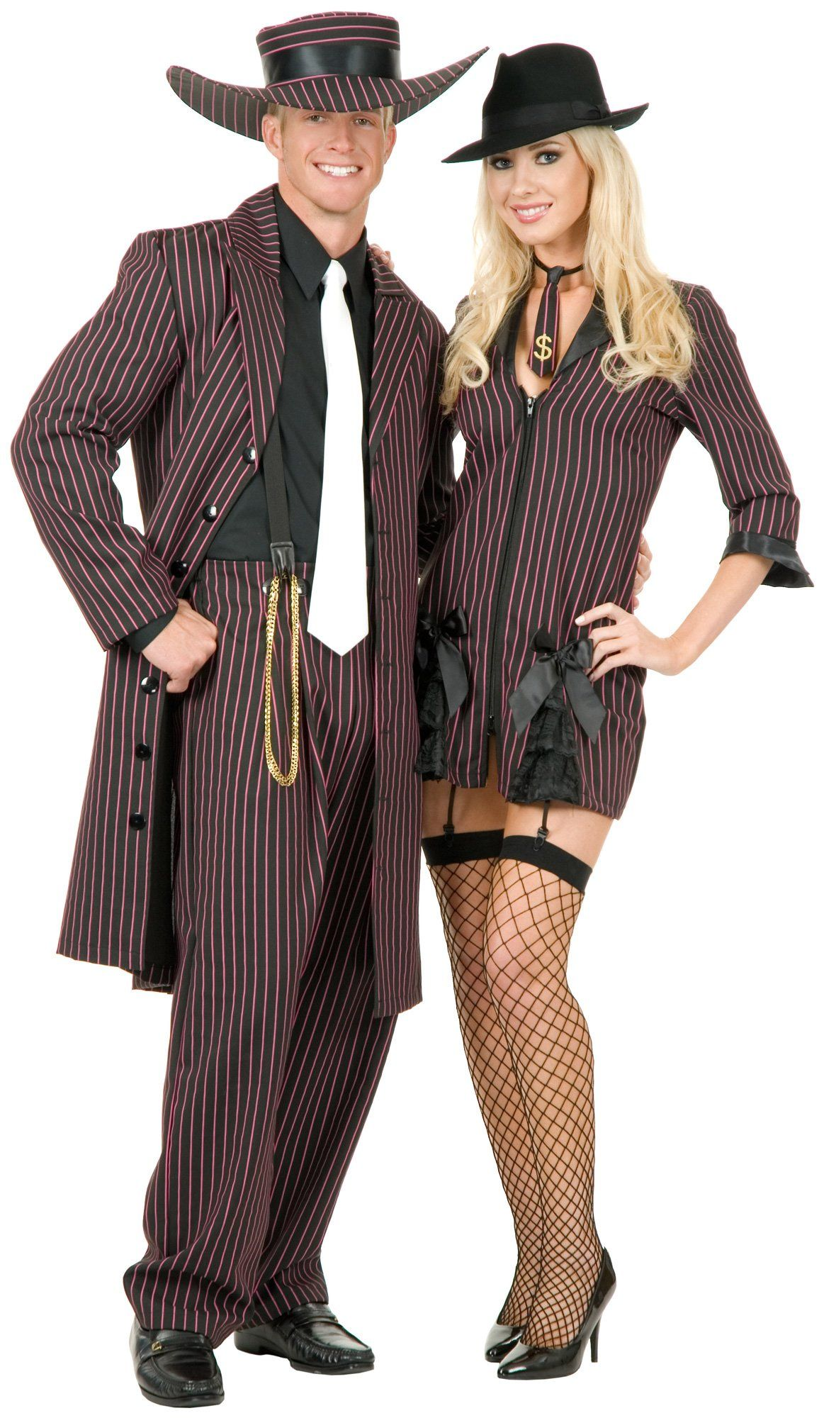 Bonnie And Clyde Costumes Party City Zoot Suit Popular Halloween Costumes Party City Costumes