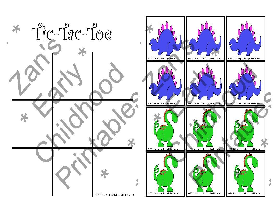 Pin On Dinosaurs Printables
