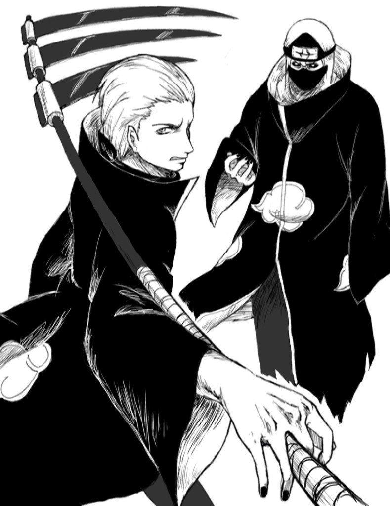Favoritos Hidan and Kakuzu | Naruto | Pinterest | Anime, Imagens e Desenhos PU33