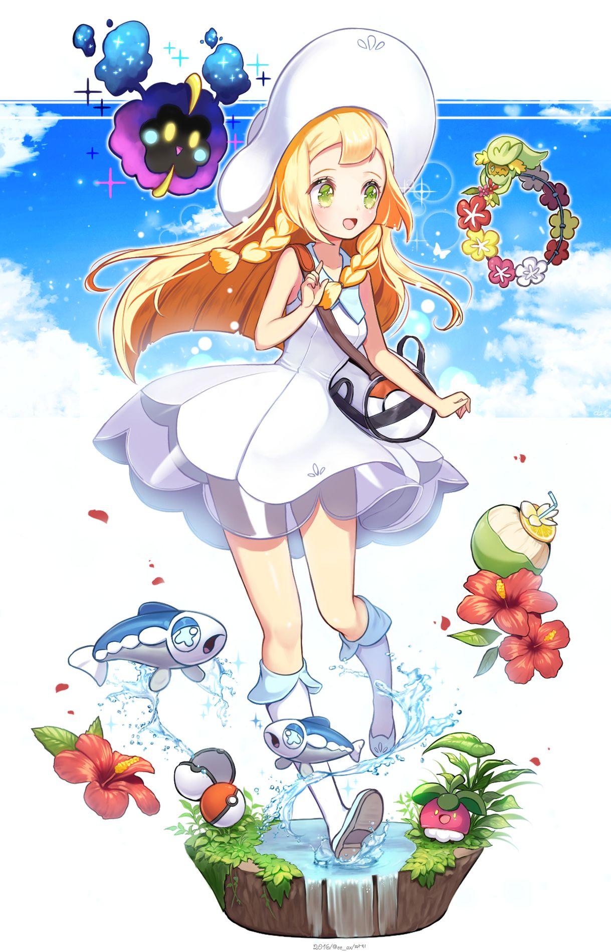 Pokémon/2057962 Zerochan Pokemon, Pokemon waifu, Cute