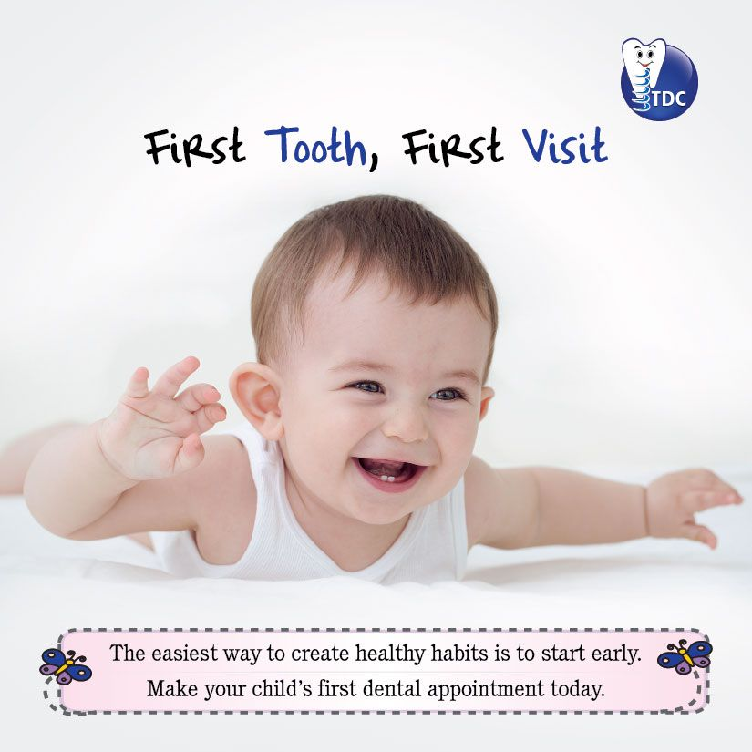 First #tooth…First Visit… #Oralhealth is key to lifelong #health. Make your  child's smile bright and healthy … | Dental kids, Pediatric dentistry,  Pediatric dentist