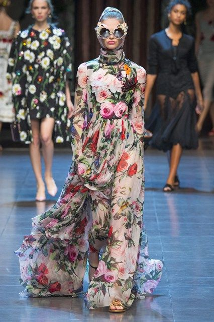 Dolce & Gabbana Spring/Summer 2016 SS16 Ready To Wear Milan Fashion Week #MFW