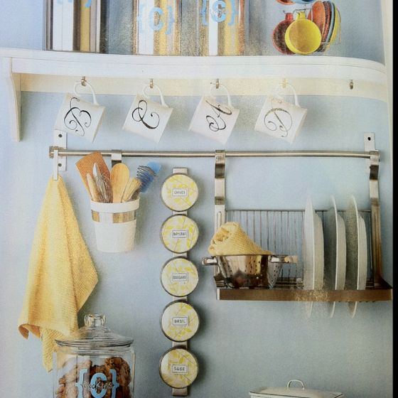 Kitchen Organization Organization  Storage Pinterest