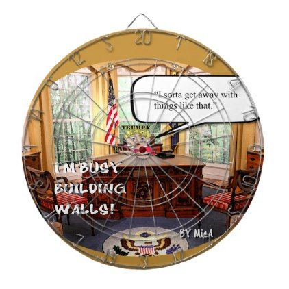 Oval Office Dartboard   Baby Gifts Giftidea Diy Unique Cute | Baby Gifts |  Pinterest | Oval Office