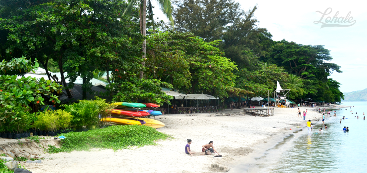 Camayan Beach Resort in Subic Bay Philippines Travels