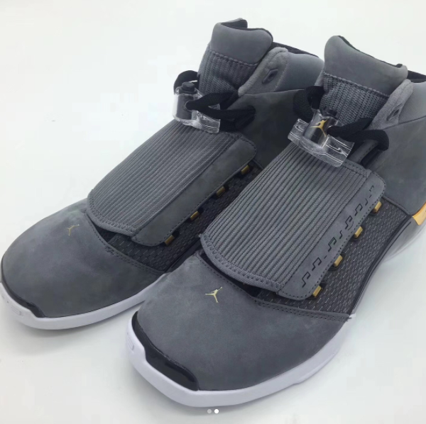ce815a2b5e58 The Trophy Room x Air Jordan 17 Rumored To Be Limited To 5000 Pairs ...