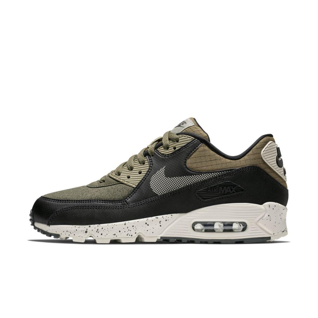 Nike Air Max 90 Premium Men's Shoe Size 7 (Neutral Olive