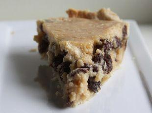 Sour Cream Raisin Pie Grandma's Sour Cream Raisin Pie - my Grandma made this with a double crust and sugar on the top crustGrandma's Sour Cream Raisin Pie - my Grandma made this with a double crust and sugar on the top crust