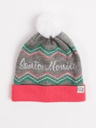 Santa Monica Beanie by City of Neighbourhoods - ShopKitson.com