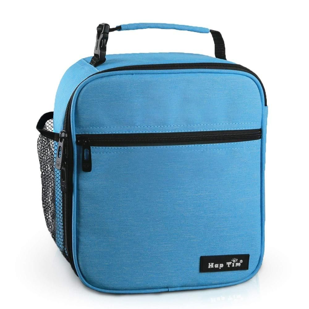 Outdoor Portable Insulated Lunch Bag For Women Men Kids Tote Food Lunch Box
