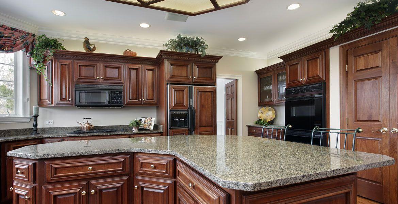 Y&Q Home Plus, LLC | Luxury kitchen island, Outdoor ...