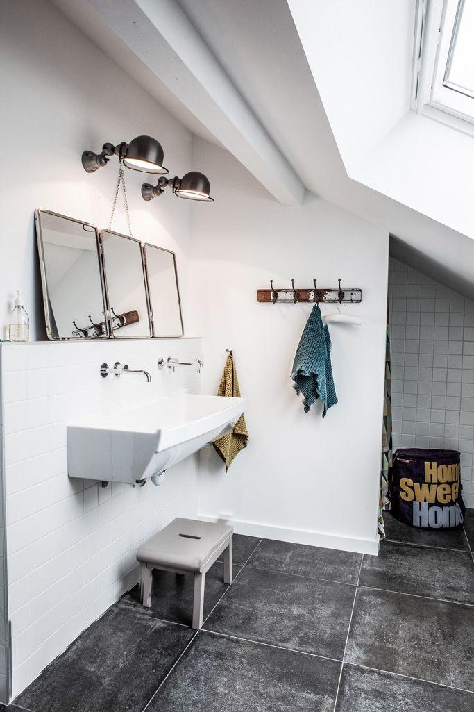 De jolies salles de bain pour se sentir bien\u2026 Qu\u0027elles soient