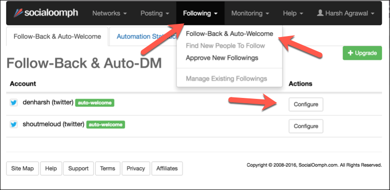 How To Automatically Send DM to New Twitter Followers