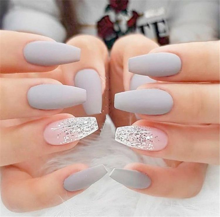 Home Blend Of Bites Best Acrylic Nails Pretty Acrylic Nails Prom Nails